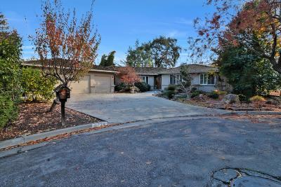 SAN JOSE Single Family Home For Sale: 6778 Crystal Springs Ct