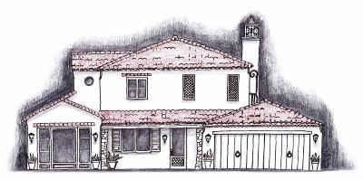 Pebble Beach Single Family Home For Sale: 3028 Valdez Rd