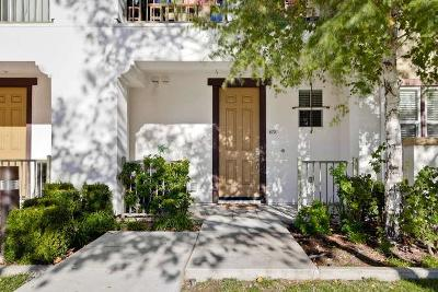 SAN JOSE Townhouse For Sale: 672 N Capitol Ave