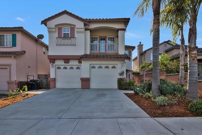 SALINAS Single Family Home For Sale: 1110 Cobblestone St