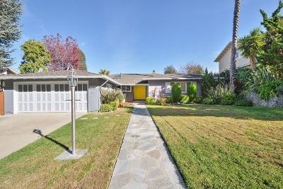 BURLINGAME Single Family Home For Sale: 1724 Escalante Way