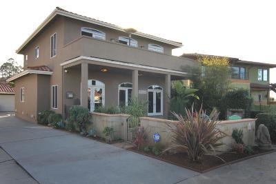 Santa Cruz Single Family Home Contingent: 105 Manor Pl