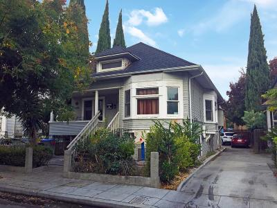 SAN JOSE Multi Family Home For Sale: 115 W William St