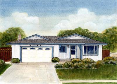 SAN JOSE Single Family Home For Sale: 5848 Blossom Ave