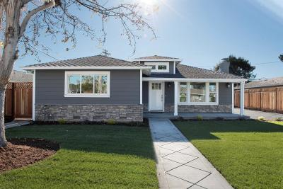 SANTA CLARA Single Family Home For Sale: 3532 Cecil Ave