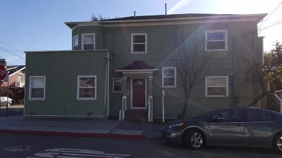 BERKELEY Multi Family Home For Sale: 2244 Russell St