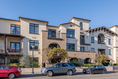 Los Altos Condo For Sale: 100 1st St 102