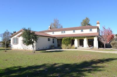 HOLLISTER Single Family Home For Sale: 1162 Little River Dr