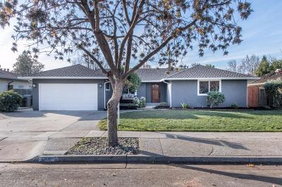 SAN JOSE Single Family Home For Sale: 699 S Genevieve Ln