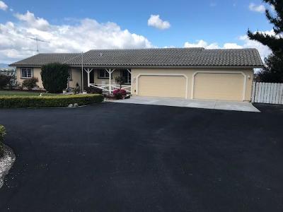 HOLLISTER Single Family Home For Sale: 840 Heatherwood Estates Dr