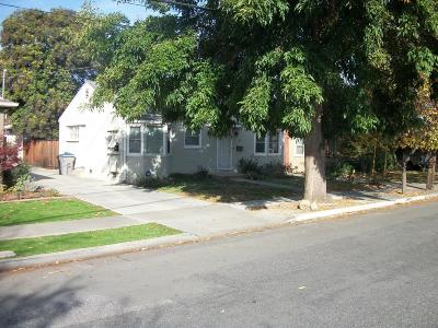 SAN JOSE Single Family Home For Sale: 81 Lester Ave