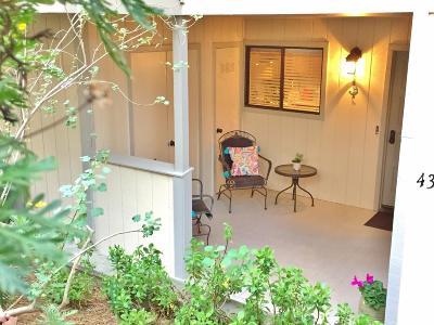 Monterey Condo For Sale: 250 Forest Ridge Rd 43