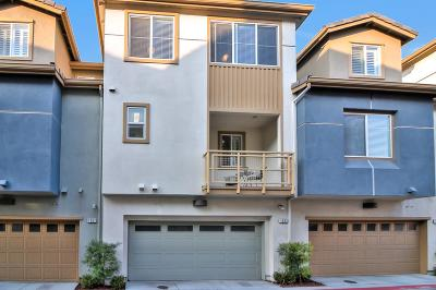 SUNNYVALE Townhouse For Sale: 1063 El Capitan Ter