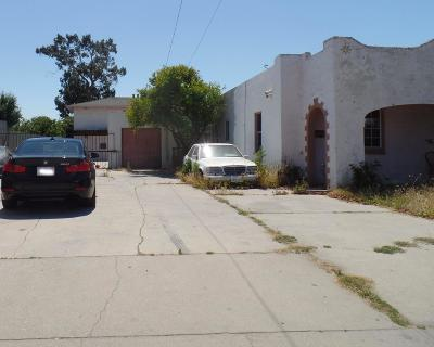 SALINAS Multi Family Home For Sale: 1022 Del Monte Ave