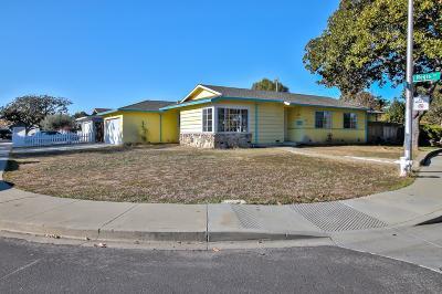 Santa Clara Single Family Home For Sale: 2278 Calabazas Blvd