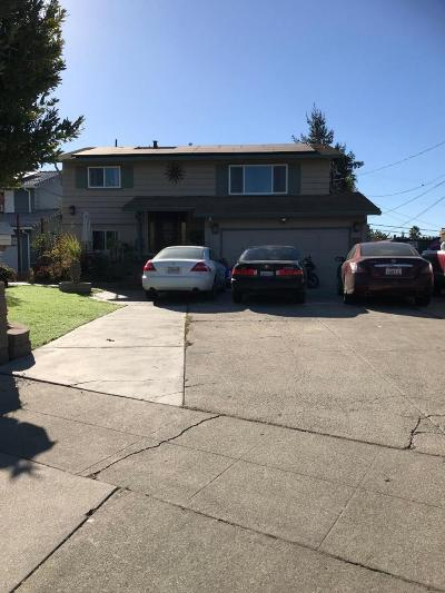 SAN JOSE Single Family Home For Sale: 1511 Mount Everest Ct