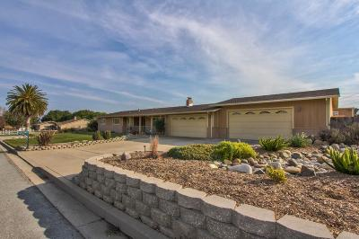 SALINAS Single Family Home For Sale: 22115 Berry Dr