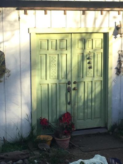 Santa Cruz County Single Family Home Contingent: 326 Old Adobe Rd