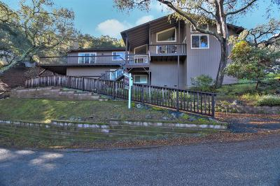 MORGAN HILL Single Family Home For Sale: 17665 Raccoon Ct