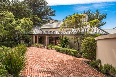 Carmel Highlands Single Family Home For Sale: 157 Spindrift Rd