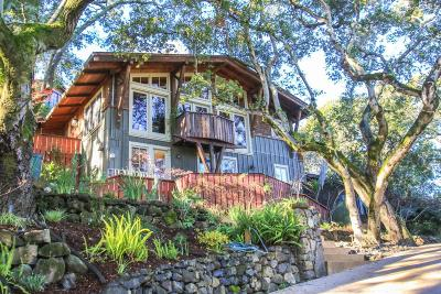 Redwood City Single Family Home For Sale: 622 Park Rd