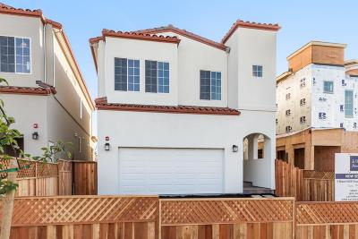 Colma Single Family Home For Sale: 460 B St