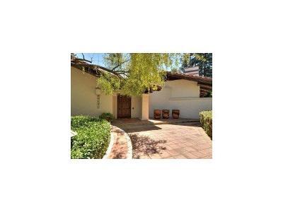 Saratoga Rental For Rent: 20131 Rancho Bella Vis