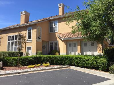 San Jose Townhouse For Sale: 6115 Country Club Pkwy