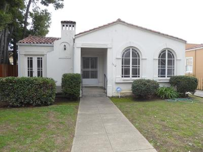 SAN JOSE Single Family Home For Sale: 1312 Mariposa Ave