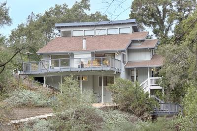 Soquel Single Family Home For Sale: 274 N Rodeo Gulch Court