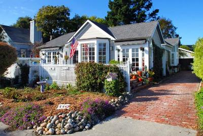 Capitola Single Family Home For Sale: 110 Grand Ave