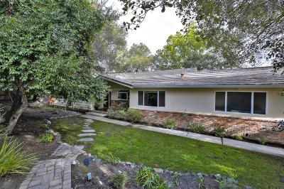 Redwood City Single Family Home For Sale: 909 Nob Hill Rd