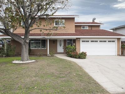 SAN JOSE Single Family Home For Sale: 3418 Meridian Ave