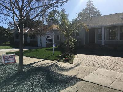 Redwood City Single Family Home For Sale: 3338 Page St