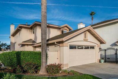 SALINAS Single Family Home For Sale: 250 Montclair Ln