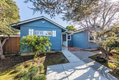 Sunnyvale Single Family Home For Sale: 802 Ramona Ave
