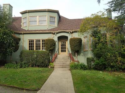 SAN MATEO Single Family Home For Sale: 500 Clark Dr
