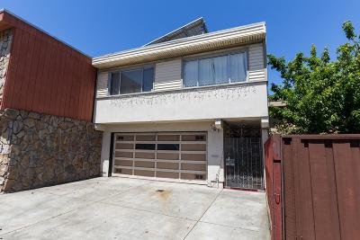 Daly City Single Family Home For Sale: 506 Hanover St