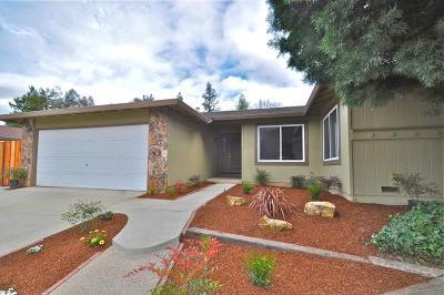 SAN JOSE Single Family Home For Sale: 4076 Beebe Cir