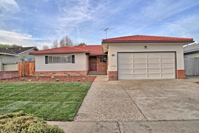 SAN JOSE Single Family Home For Sale: 1635 Curtner Ave