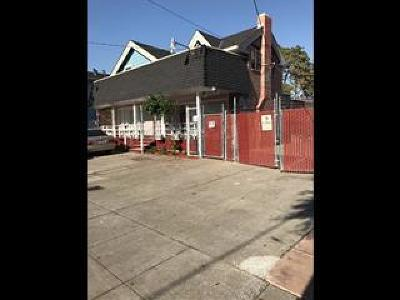 San Jose Commercial Lease For Lease: 470 S 10 Th St