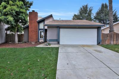 San Jose Single Family Home For Sale: 5343 Garrison Cir