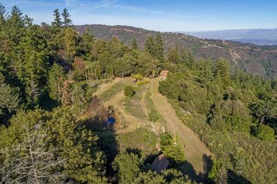 LOS GATOS Single Family Home For Sale: 20790 Gist Rd