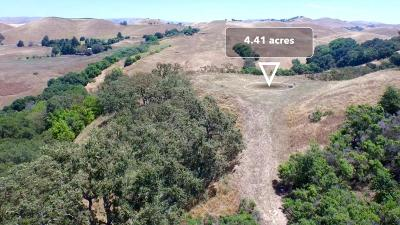 MILPITAS Residential Lots & Land Contingent: 531 Vista Ridge Dr