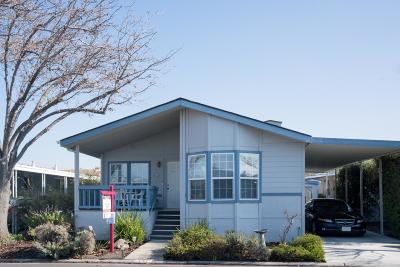 SUNNYVALE Mobile Home For Sale: 1050 Borregas Ave 121
