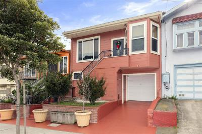DALY CITY CA Single Family Home For Sale: $1,088,000