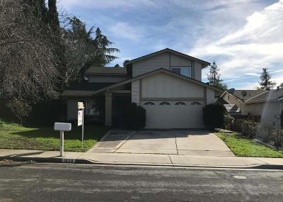 MILPITAS Single Family Home For Sale: 1628 Quail Dr