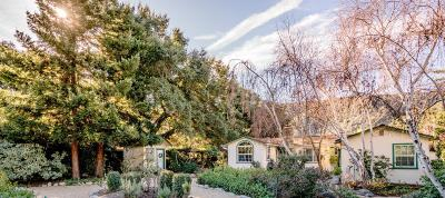 Carmel Valley Single Family Home For Sale: 26 Village Dr