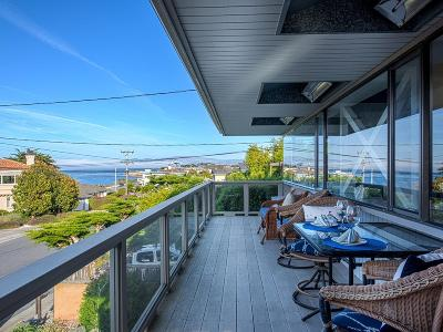 Pacific Grove Single Family Home For Sale: 861 Seapalm Ave
