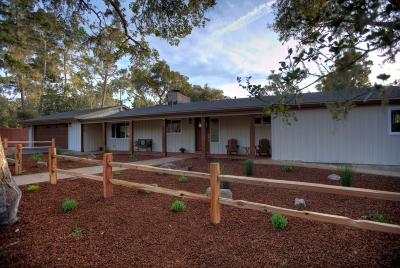 Pebble Beach Single Family Home Contingent: 2852 Elk Run Rd